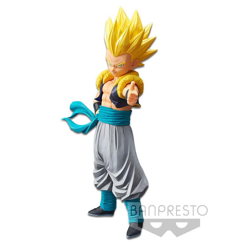 Figurine Dragon Ball Z Grandista Resolution of Soldiers Gotenks 26cm 1001 Figurines 5