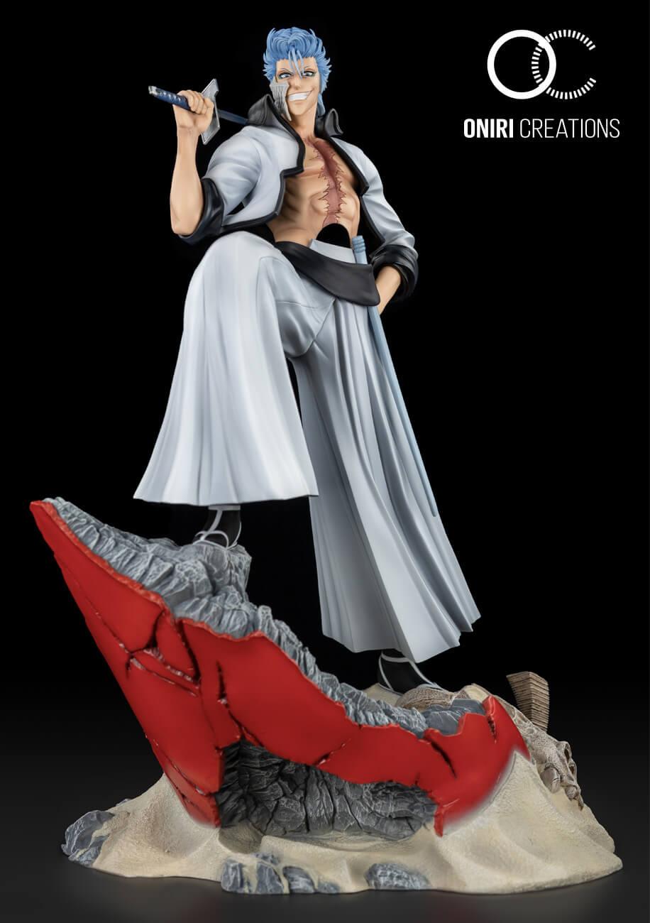 Statue Bleach Grimmjow Jaggerjack Oniri Creations 38cm