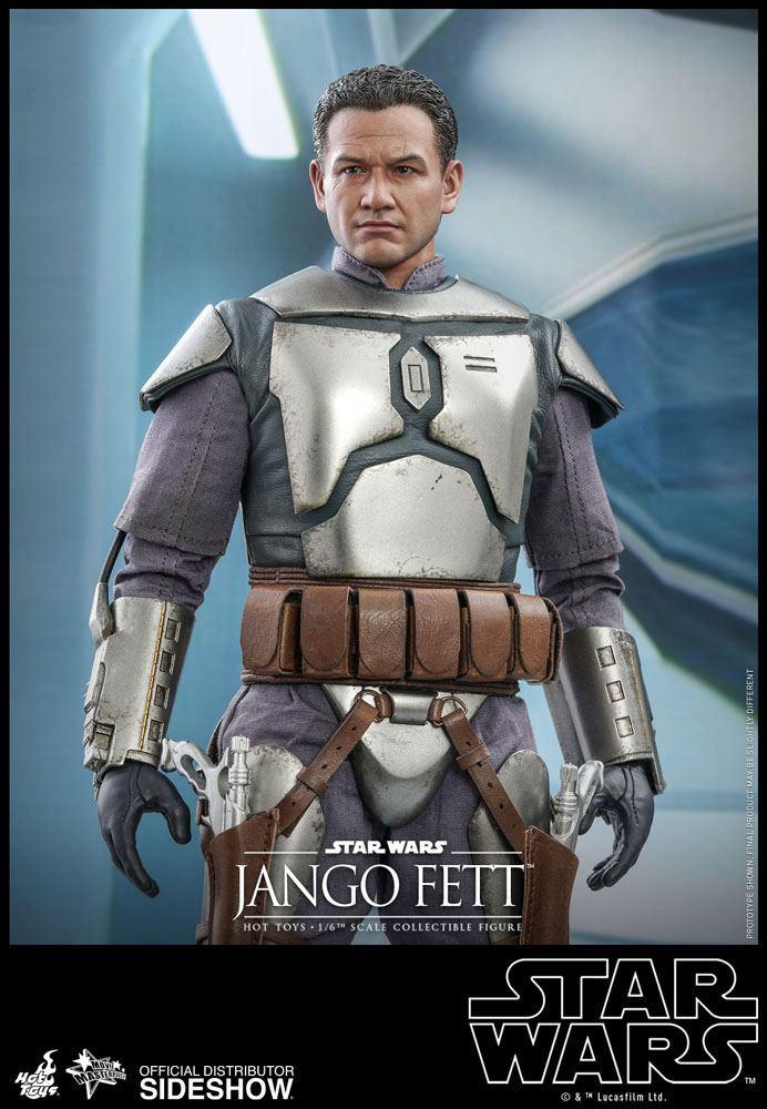 Figurine Star Wars Episode II Movie Masterpiece Jango Fett 30cm 1001 Figurines (9)