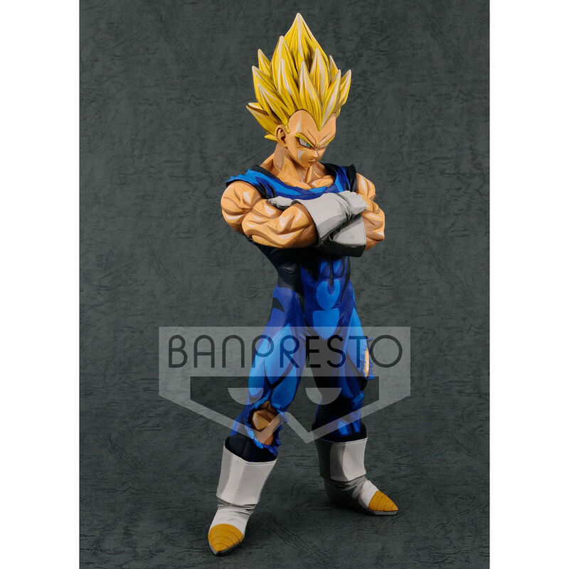 Statuette Dragon Ball Z Grandista Super Saiyan Vegeta Manga Dimensions 34cm 1001 fIGURINES 4