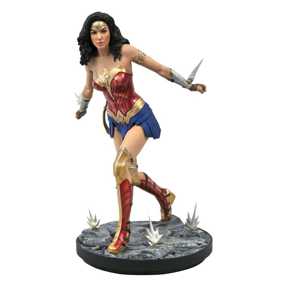 Statuette Wonder Woman 1984 DC Movie Gallery Wonder Woman 23cm;