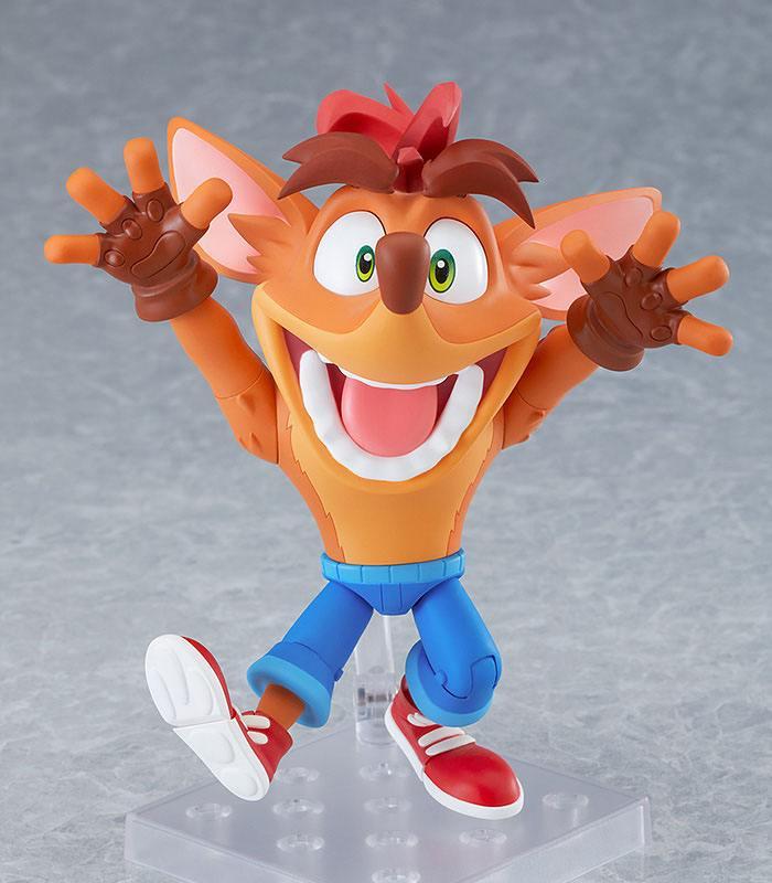 Figurine Nendoroid Crash Bandicoot - Crash Bandicoot 12cm 1001 Figurines (1)