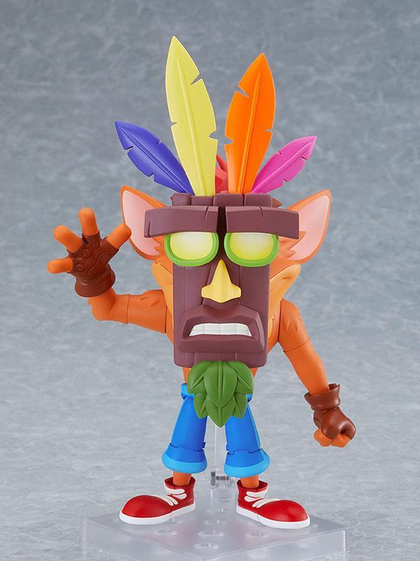 Figurine Nendoroid Crash Bandicoot - Crash Bandicoot 12cm 1001 Figurines (5)