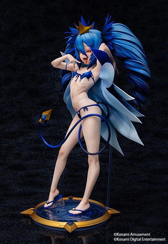 Statuette Bomber Girl Aqua 23cm 1001 Figurines (4)