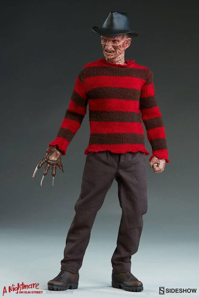 Figurine Les Griffes du cauchemar Freddy Krueger 30cm 1001 Figurines (1)