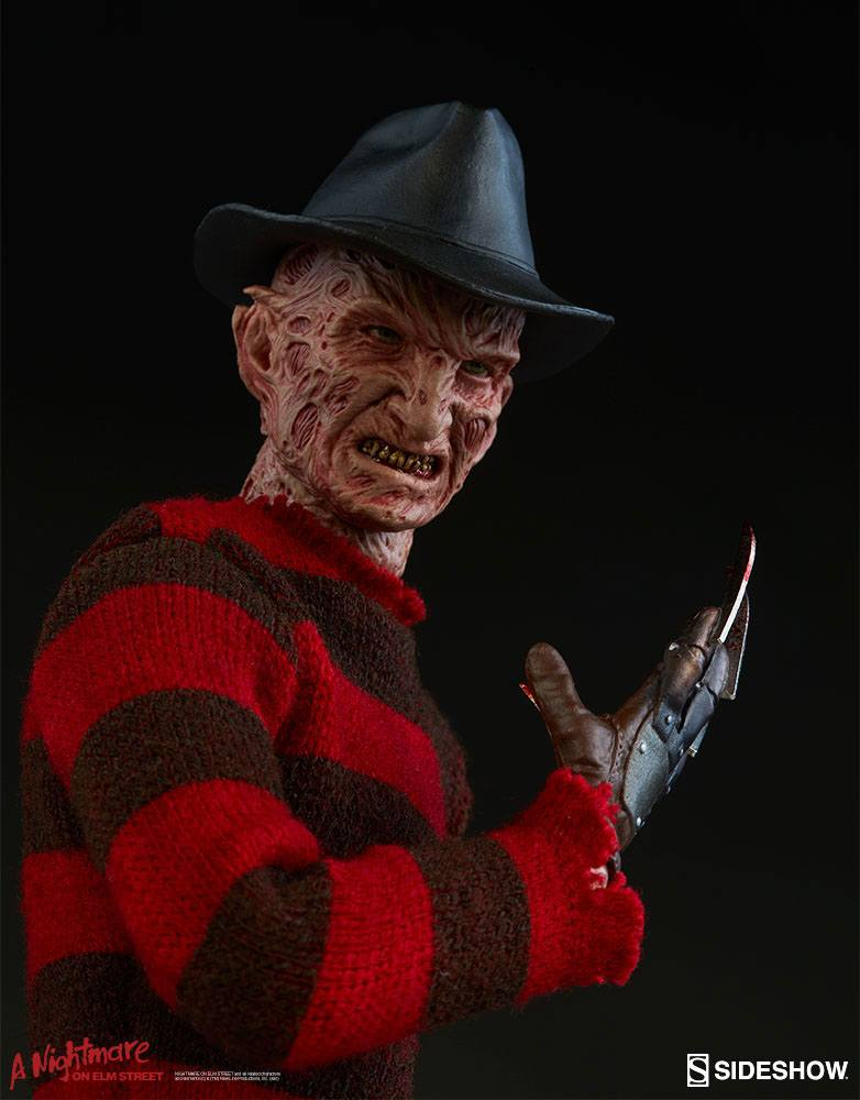 Figurine Les Griffes du cauchemar Freddy Krueger 30cm 1001 Figurines (6)