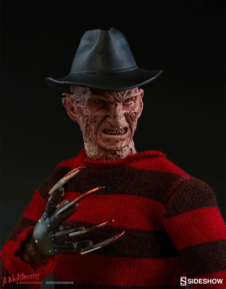 Figurine Les Griffes du cauchemar Freddy Krueger 30cm 1001 Figurines (7)