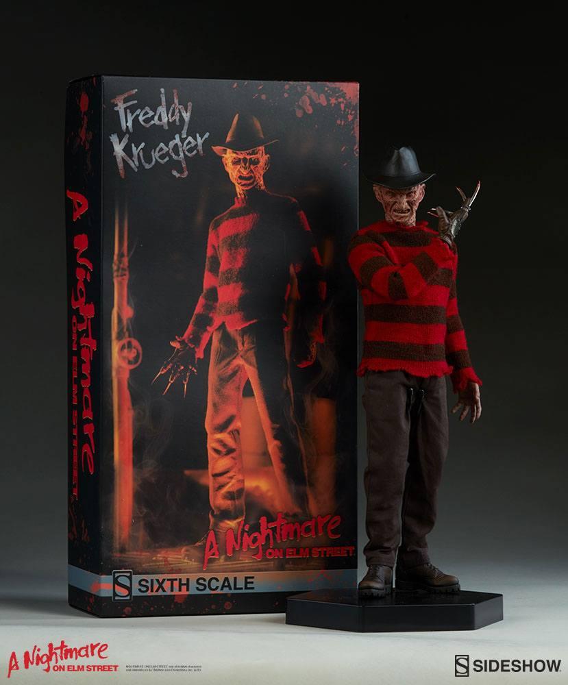 Figurine Les Griffes du cauchemar Freddy Krueger 30cm 1001 Figurines (12)