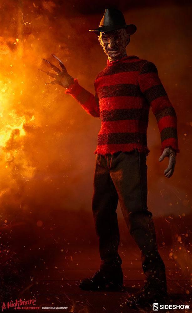 Figurine Les Griffes du cauchemar Freddy Krueger 30cm 1001 Figurines (15)