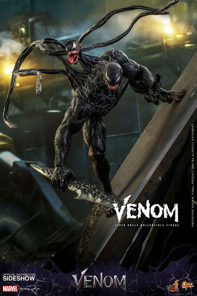 Figurine Venom Movie Masterpiece Series Venom 38cm 1001 Figurines (1)