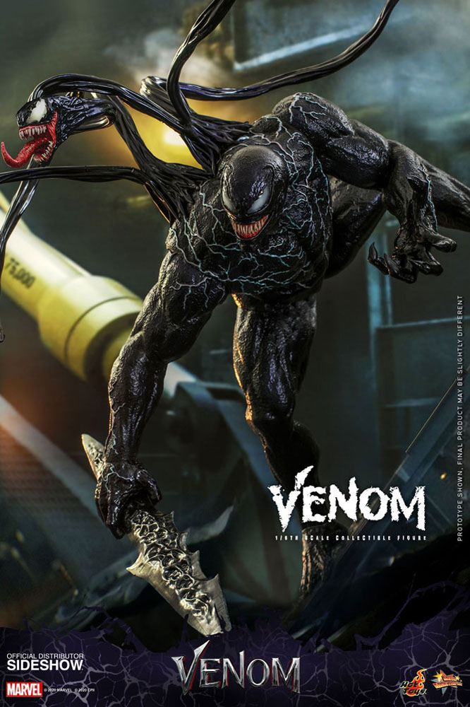 Figurine Venom Movie Masterpiece Series Venom 38cm 1001 Figurines (3)