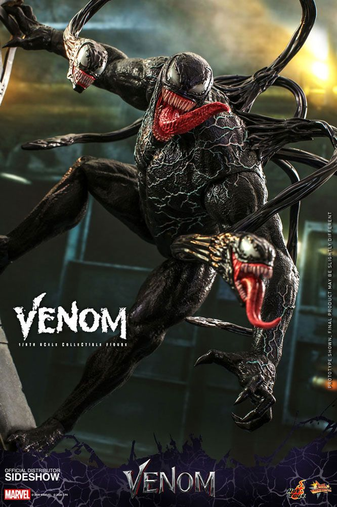 Figurine Venom Movie Masterpiece Series Venom 38cm 1001 Figurines (4)