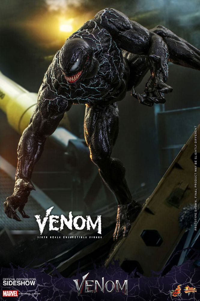 Figurine Venom Movie Masterpiece Series Venom 38cm 1001 Figurines (7)