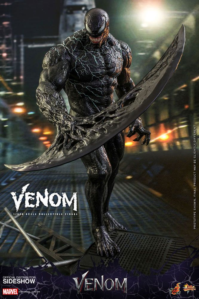 Figurine Venom Movie Masterpiece Series Venom 38cm 1001 Figurines (8)