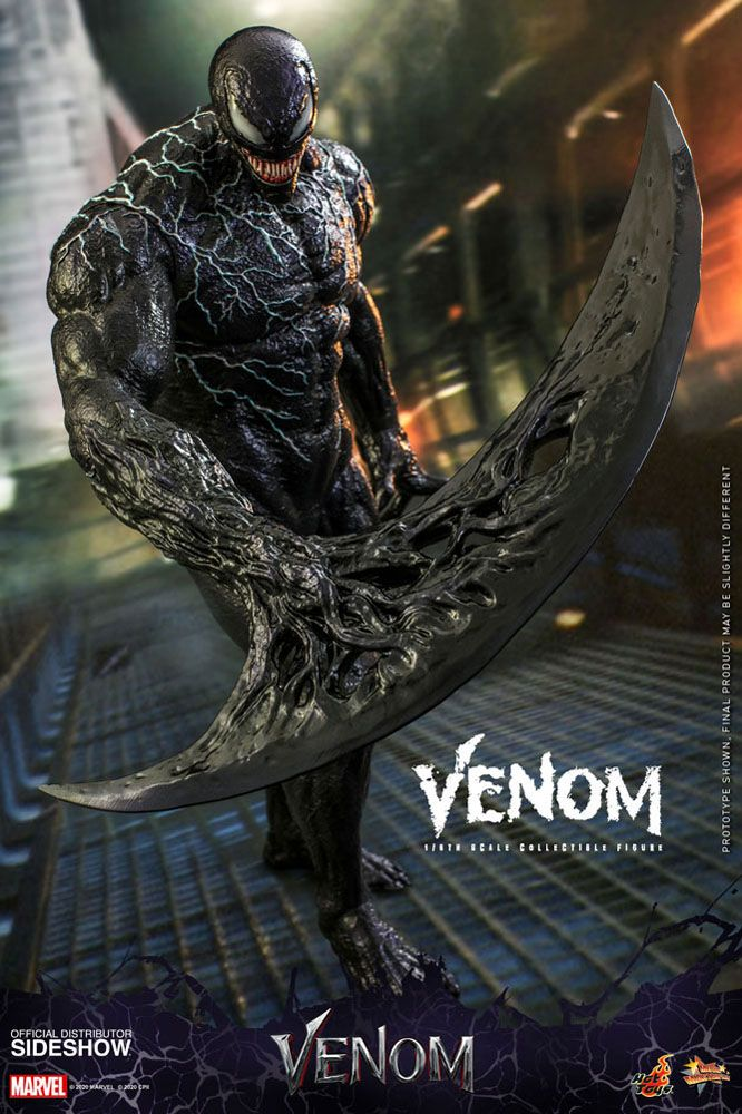 Figurine Venom Movie Masterpiece Series Venom 38cm 1001 Figurines (9)