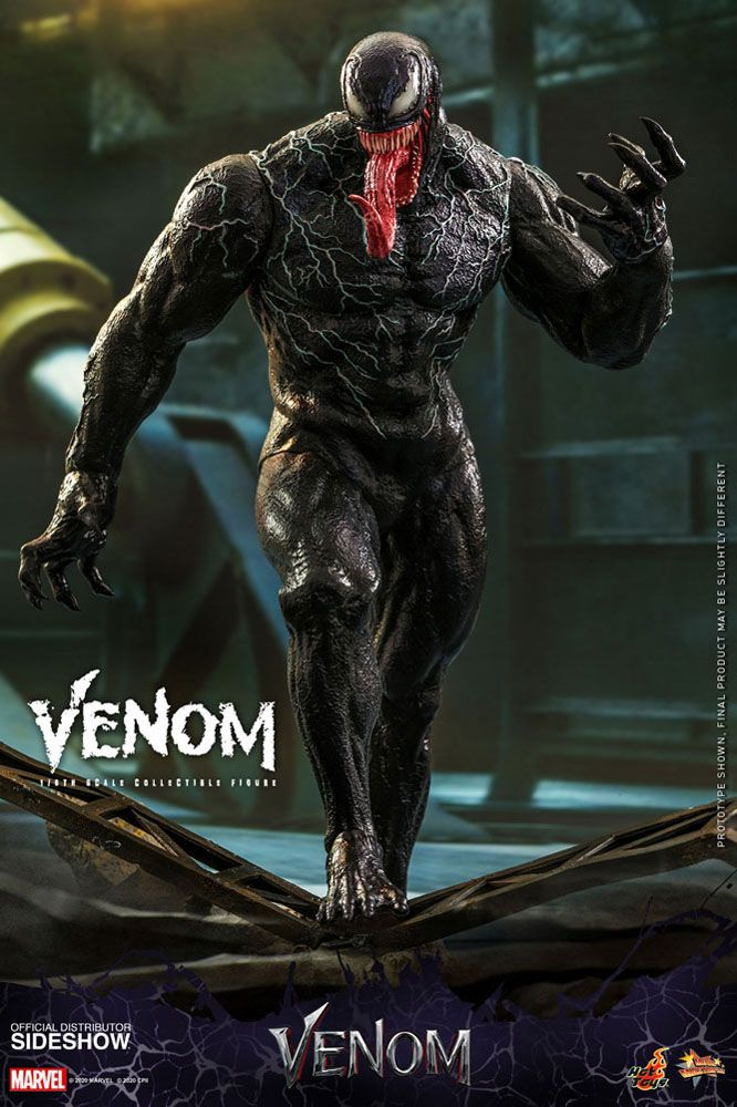 Figurine Venom Movie Masterpiece Series Venom 38cm 1001 Figurines (11)