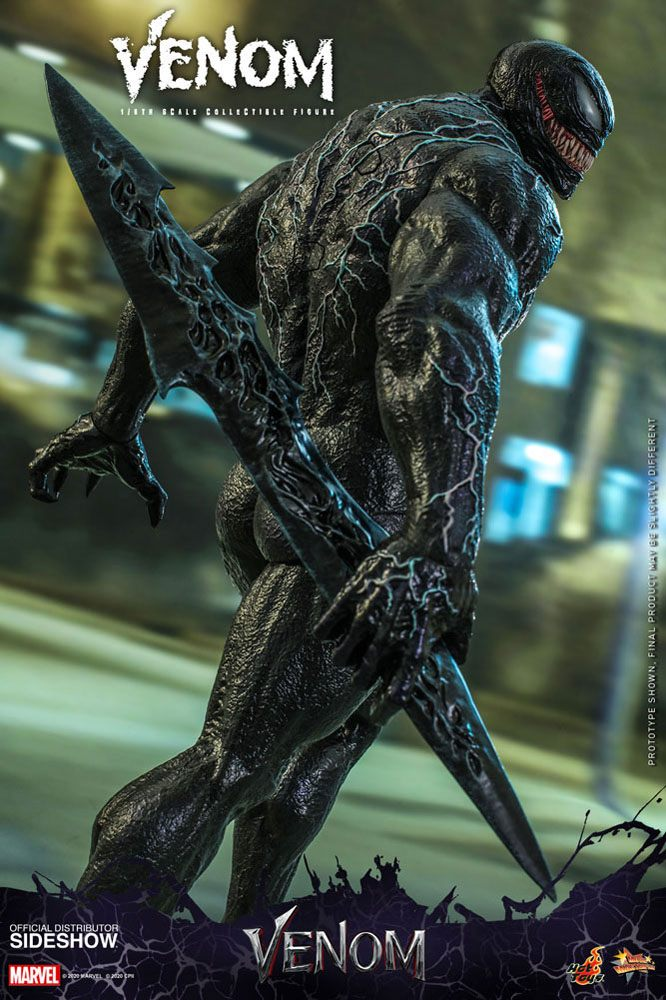 Figurine Venom Movie Masterpiece Series Venom 38cm 1001 Figurines (10)