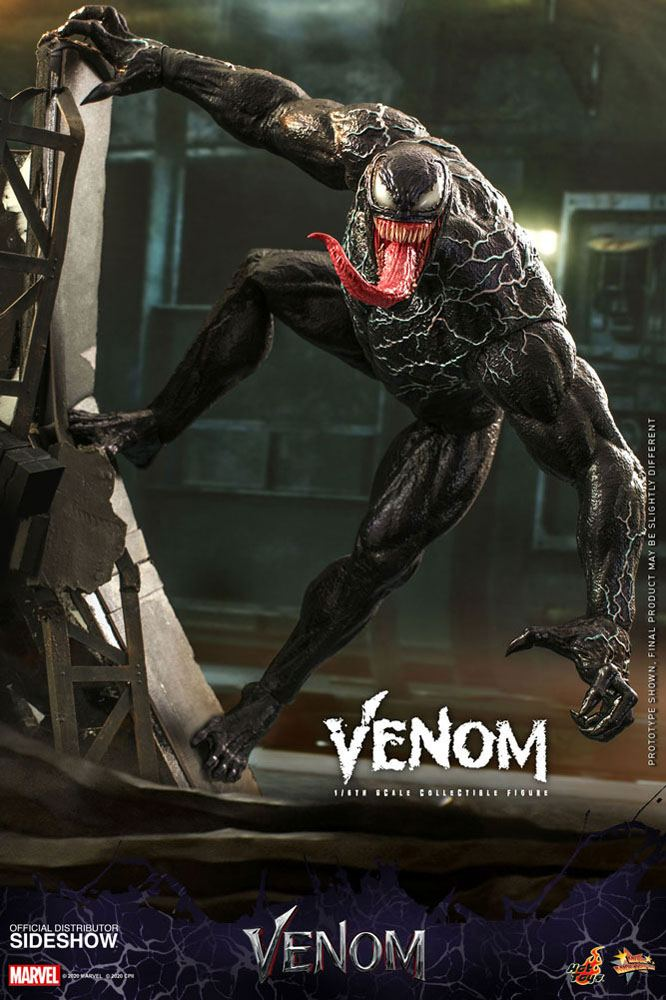Figurine Venom Movie Masterpiece Series Venom 38cm 1001 Figurines (13)