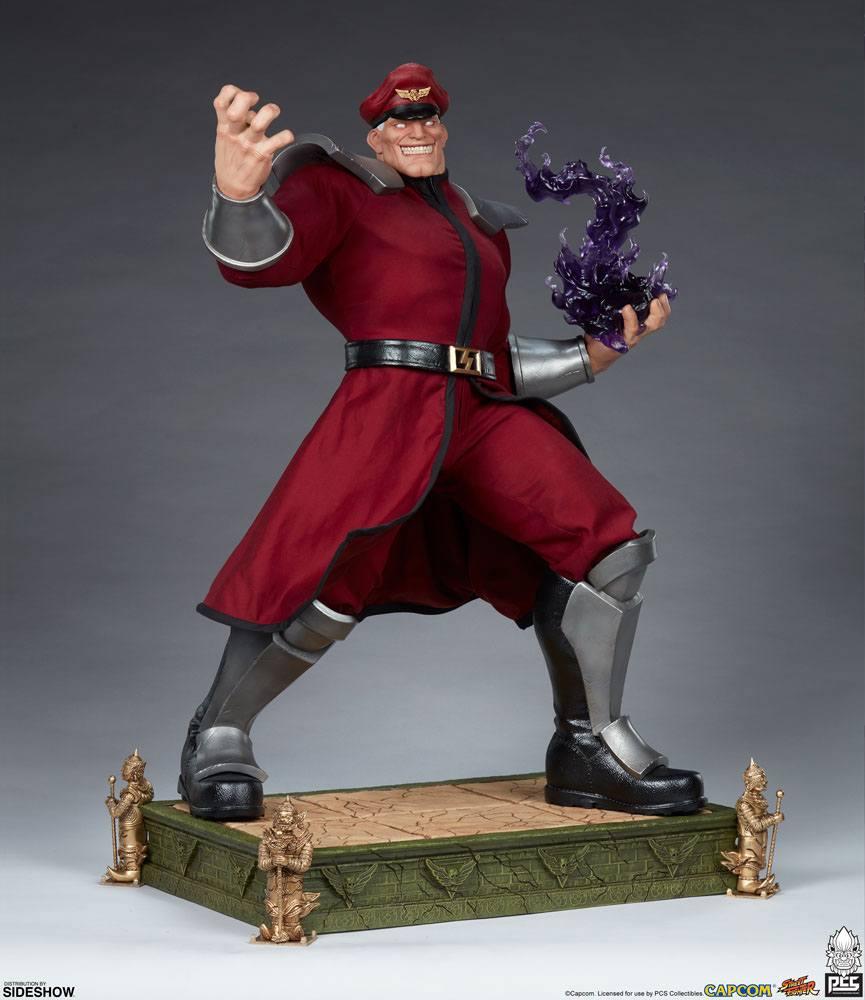 Statue Street Fighter M. Bison 74cm