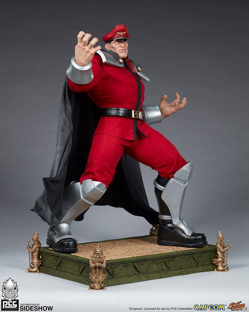 Statue Street Fighter M. Bison Alpha 74cm