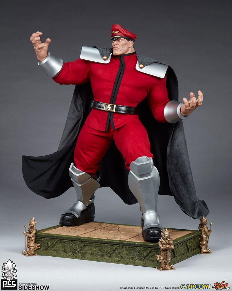 Statue Street Fighter M. Bison Alpha 74cm 1001 Figurines (2)