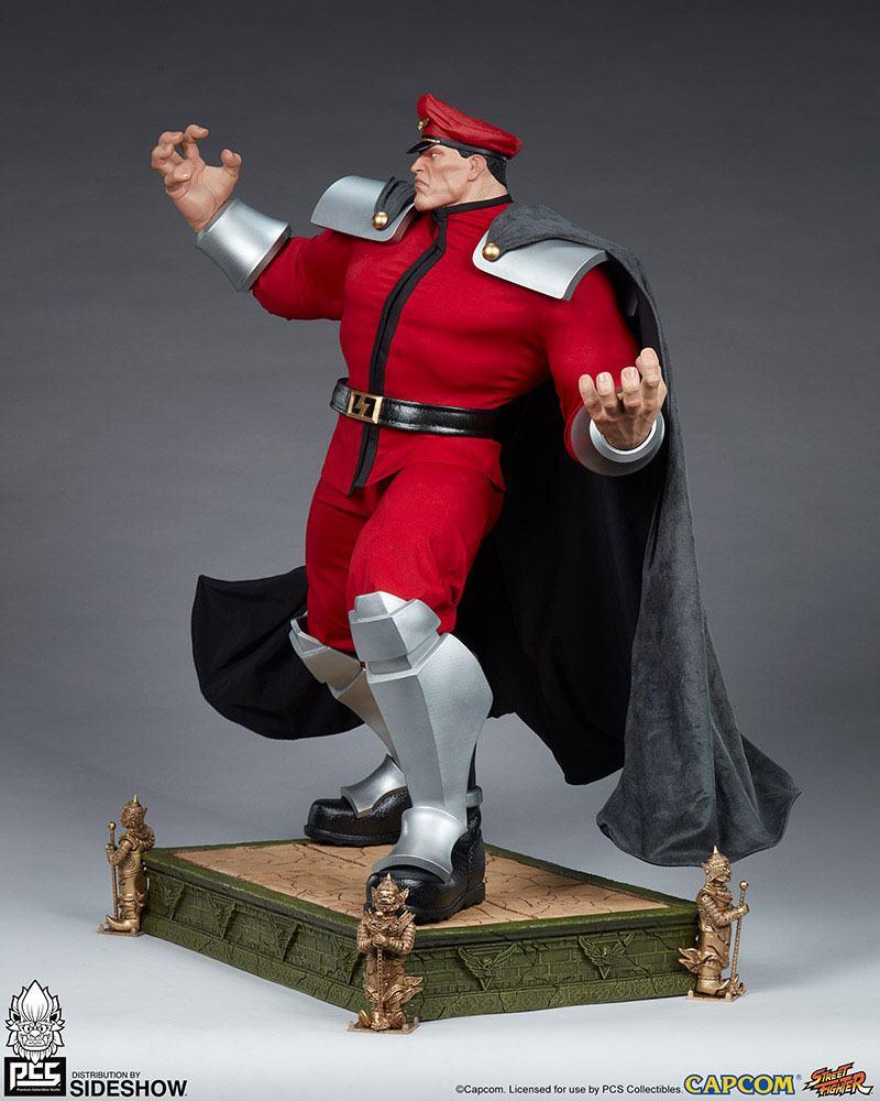 Statue Street Fighter M. Bison Alpha 74cm 1001 Figurines (19)