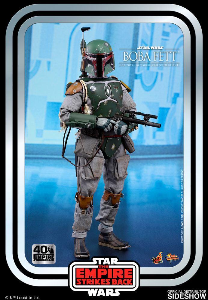 Figurine Star Wars Episode V Movie Masterpiece Boba Fett 30cm 1001 Figurines (1)