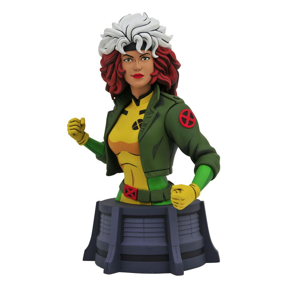 Buste Marvel X-Men Animated Series Rogue 15cm