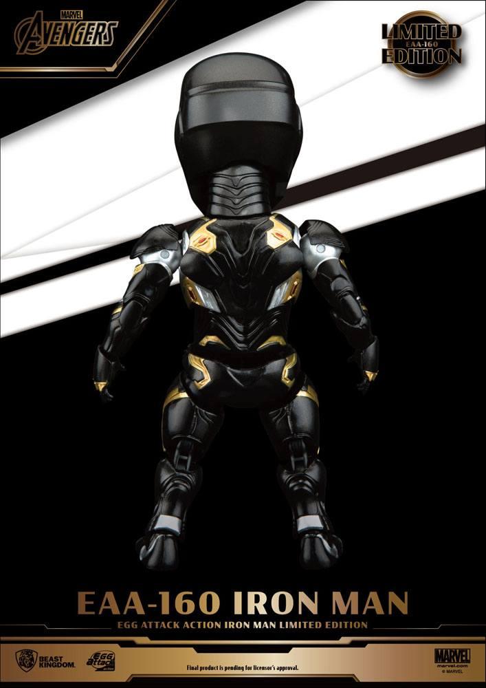 Figurine Avengers Infinity War Egg Attack Iron Man Mark 50 Limited Edition 16cm 1001 Figurines (2)