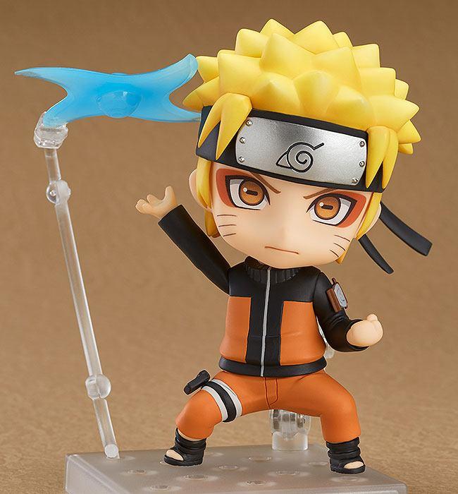 Figurine Nendoroid Naruto Shippuden Naruto Uzumaki 10cm 1001 Figurines (3)