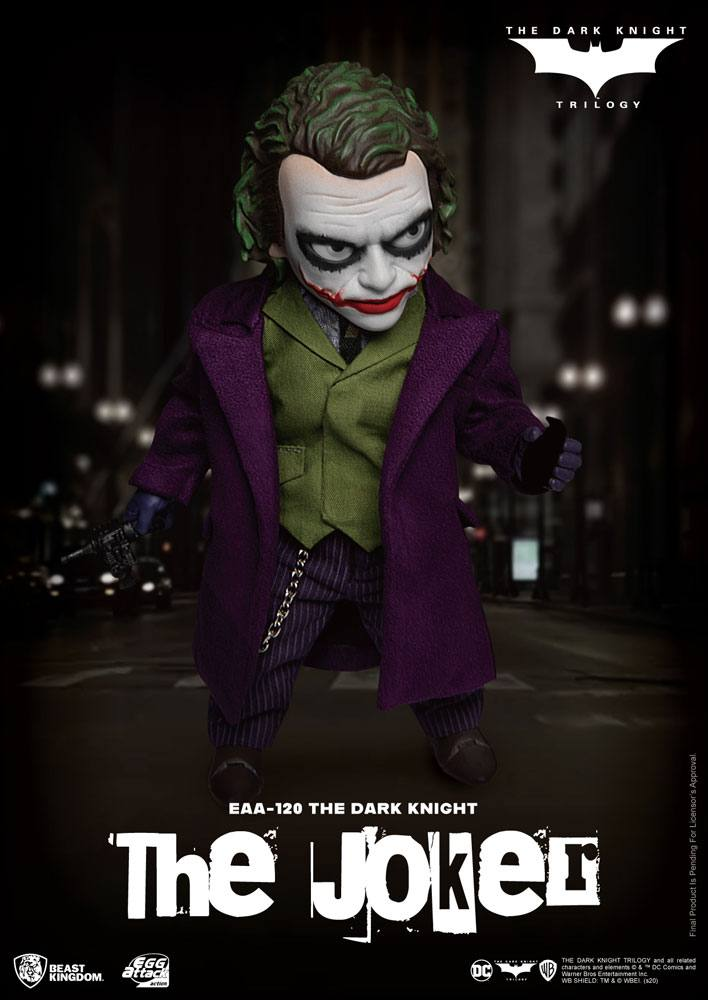 Figurine Batman The Dark Knight Egg Attack Action The Joker 17cm 1001 Figurines (1)