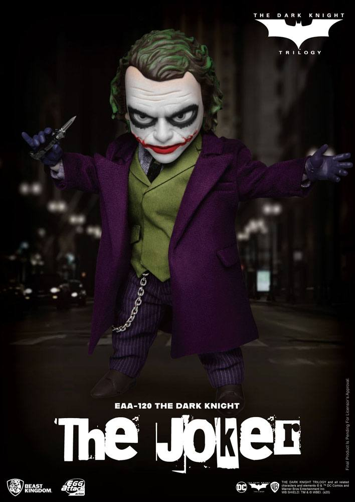Figurine Batman The Dark Knight Egg Attack Action The Joker 17cm 1001 Figurines (3)