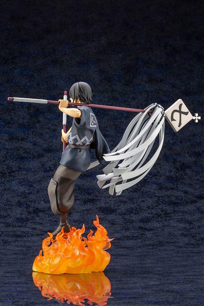Statuette Fire Force ARTFXJ Shinmon Benimaru Bonus Edition 27cm 1001 Figurines (8)