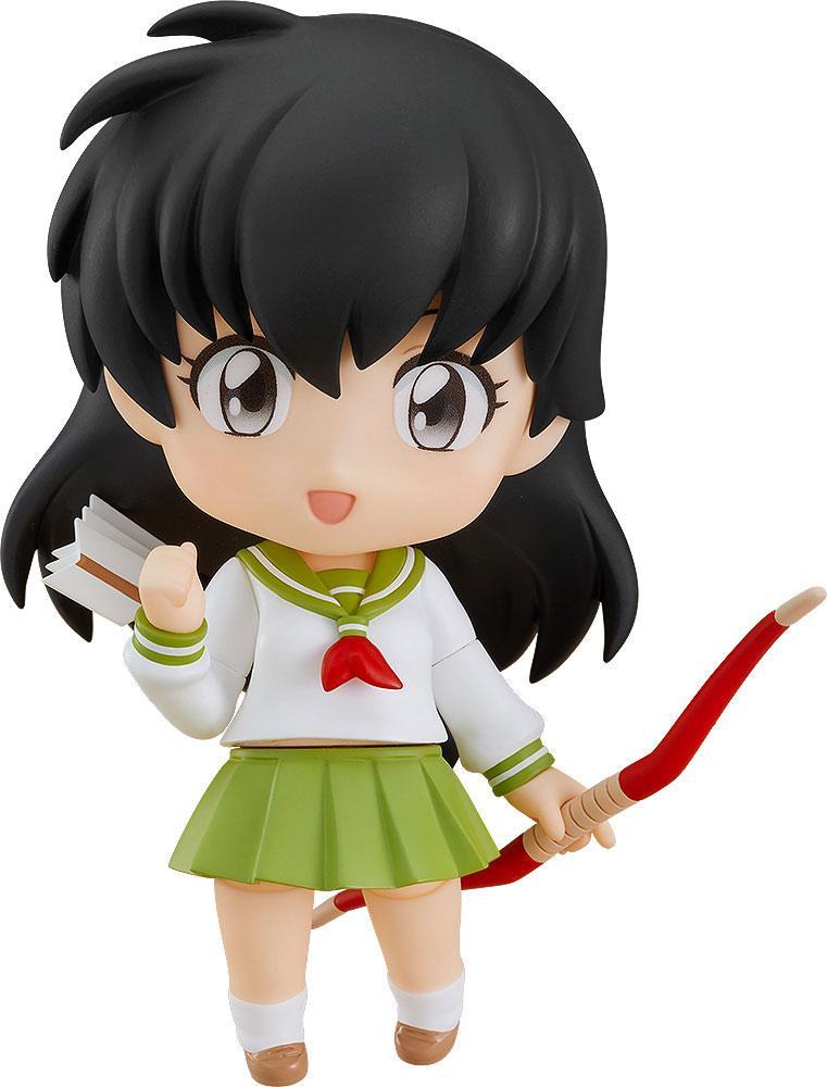 Figurine Nendoroid Inuyasha Kagome Higurashi 10cm 1001 FIGURINES (1)