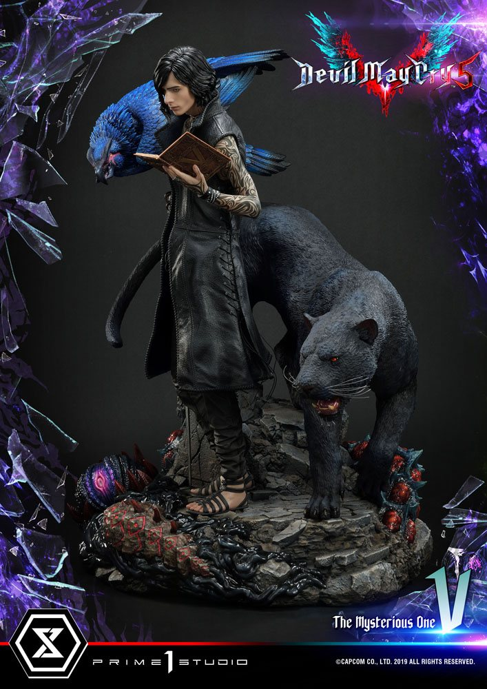 Statuette Devil May Cry 5 V 58cm 1001 Figurines (2)