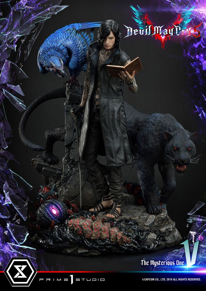 Statuette Devil May Cry 5 V 58cm 1001 Figurines (1)