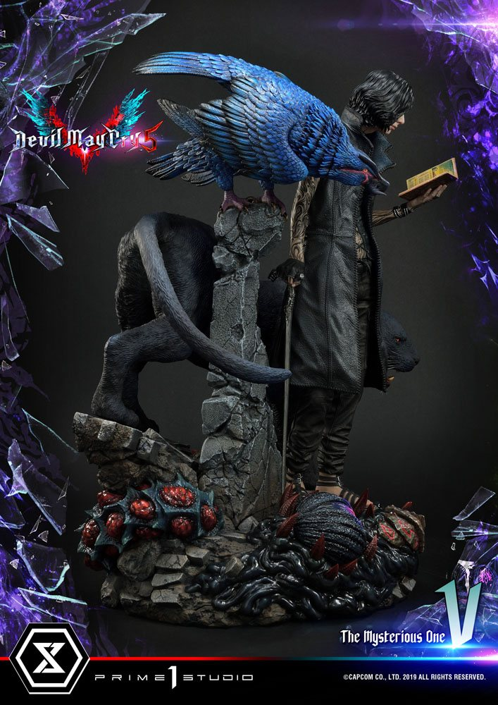 Statuette Devil May Cry 5 V 58cm 1001 Figurines (5)