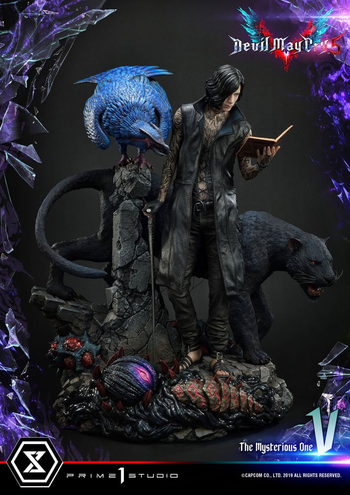 Statuette Devil May Cry 5 V 58cm 1001 Figurines (6)