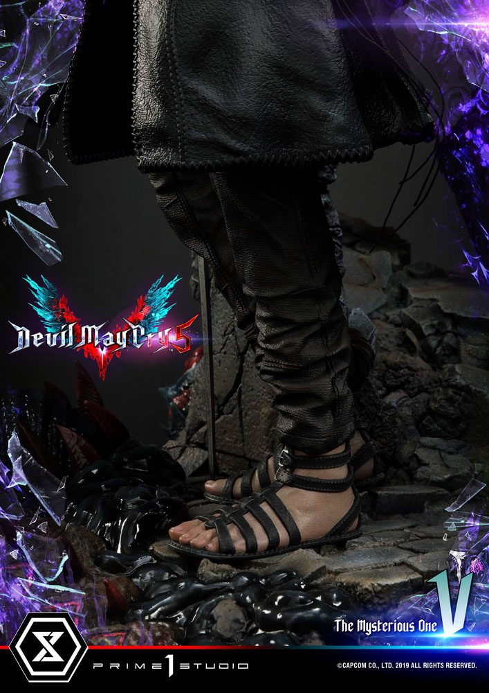 Statuette Devil May Cry 5 V 58cm 1001 Figurines (7)