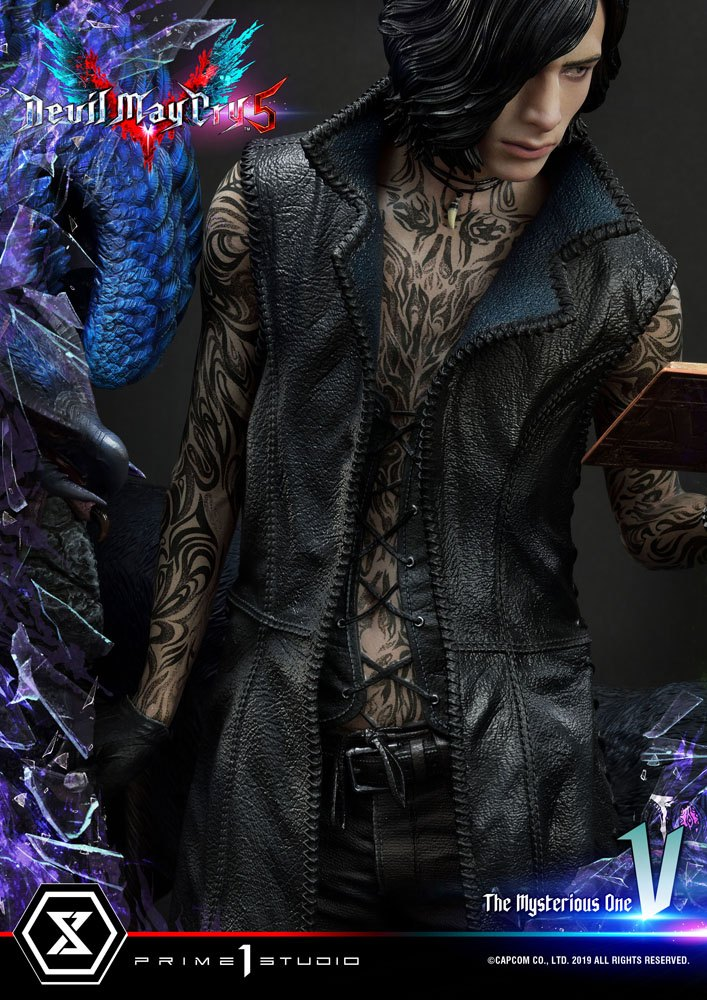 Statuette Devil May Cry 5 V 58cm 1001 Figurines (9)
