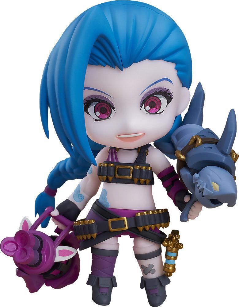Figurine Nendoroid League of Legends Jinx 10cm
