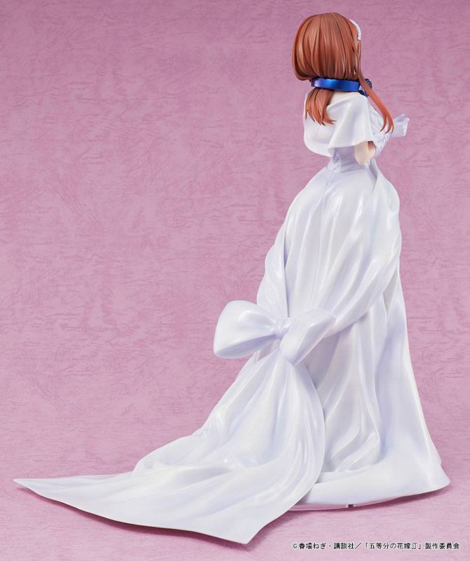 Statuette The Quintessential Quintuplets Miku Nakano 24cm 1001 Figurines (6)
