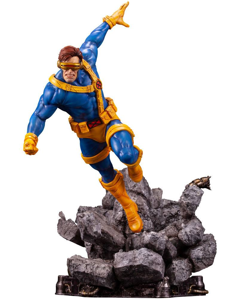 Statuette Marvel Comics Fine Art Cyclops 40cm 1001 Figurines (1)