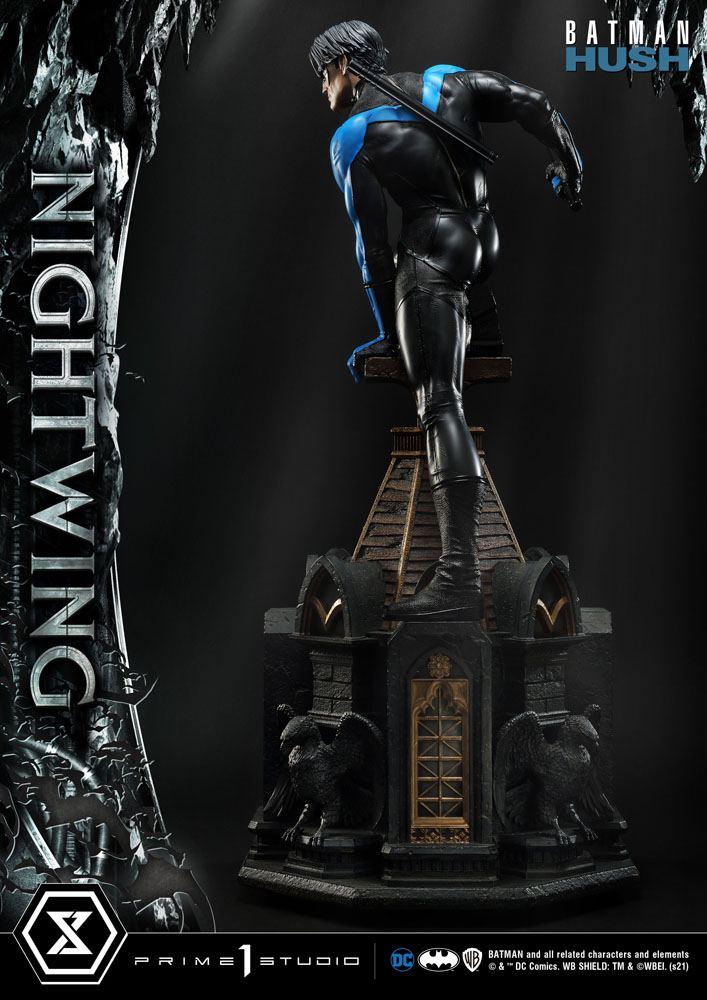 Statue Batman Hush Nightwing 87cm 1001 Figurines (6)