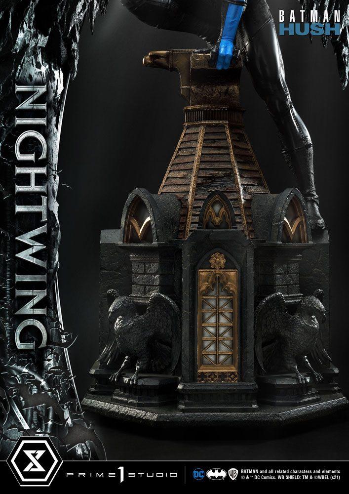 Statue Batman Hush Nightwing 87cm 1001 Figurines (9)
