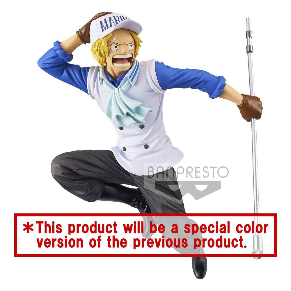 Statuette One Piece magazine Sabo Special Color Version 13cm