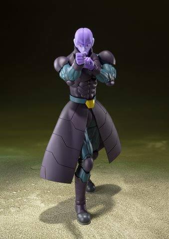Figurine Dragon Ball Super S.H. Figuarts Hit 17cm 1001 Figurines (2)