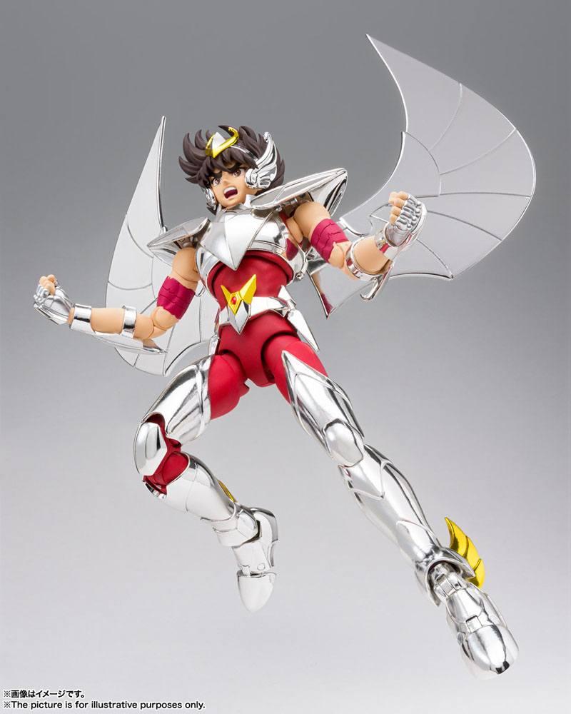 Figurine Saint Seiya Saint Cloth Myth Ex Pegasus Seiya Final Bronze 17cm 1001 Figurines (4)