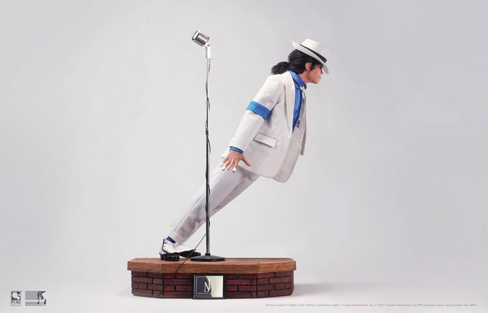 Statuette Michael Jackson Smooth Criminal Standard Edition 60cm