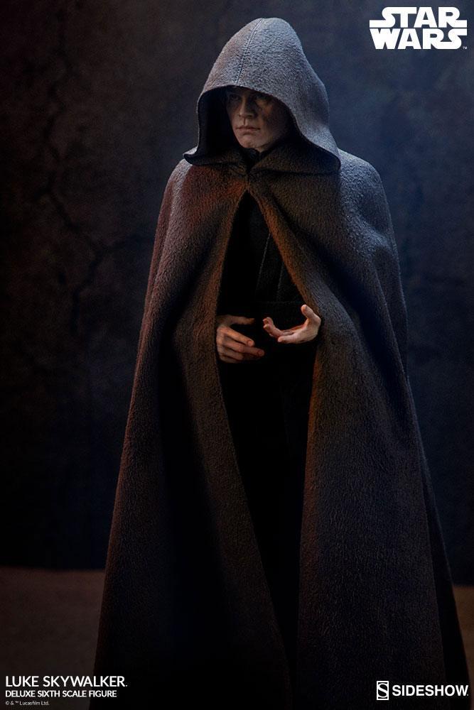 Figurine Star Wars Episode VI Deluxe Luke Skywalker 30cm